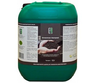 Greenman Compost - 10 liter