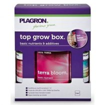 Plagron Terra Top Grow Box tápszercsomag