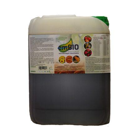 emBIO mikrobiológiai készítmény 20L