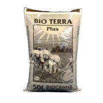 Canna Bio Terra Plus organikus táptalaj 25L-től