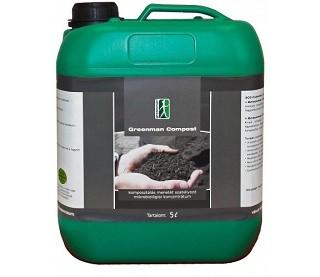 Greenman Compost - 5 liter