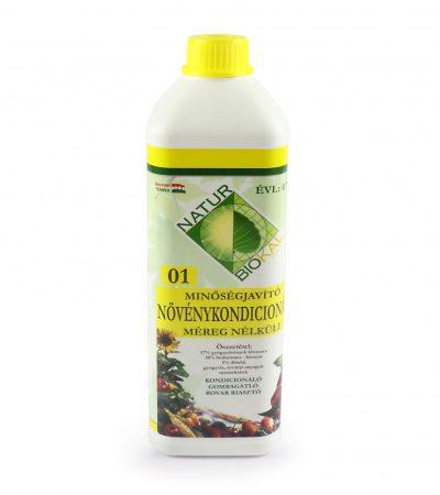 Natur Biokal 01 természetes növényerősítő 1L