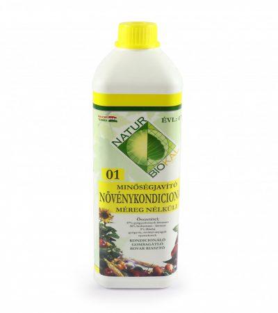 Natur Biokal 01 természetes növényerősítő 1L-től