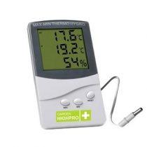 Garden High Pro Medium hő- és páratartalom mérő
