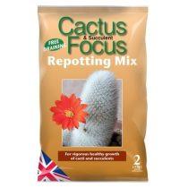 Growth Technology Cactus Focus földkeverék 2L