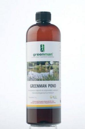 Greenman Pond - tóápolószer 1L-től