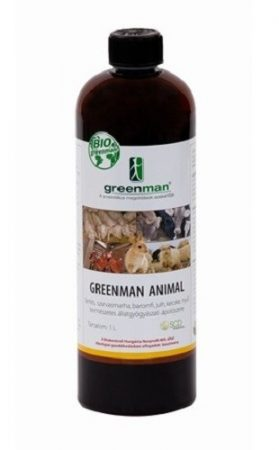 Greenman Animal 1L-től