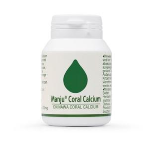 Manju Coral Calcium