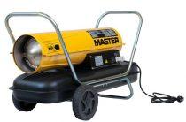 Master B150 gázolajos hőlégfúvó 44KW