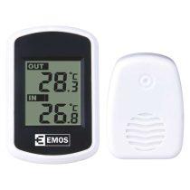 Emos digitális vezeték nélküli hőmérő E0042