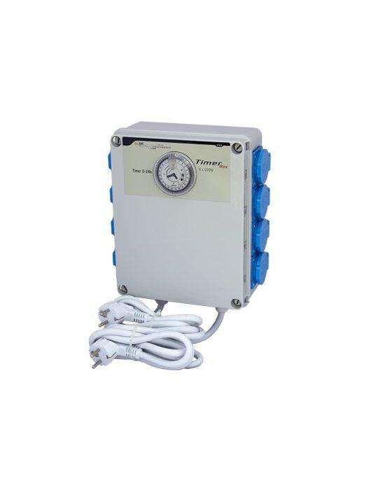 GSE Timer Box II 8X600W időzitő doboz