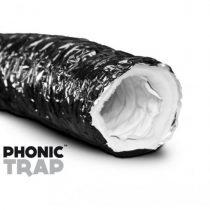 Phonic Trap hangszigetelt flexibilis cső 102mm 1m