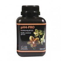 GIB pH4-PRO hitelesítő folyadék 300ml
