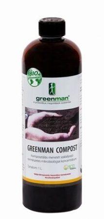 Greenman Compost - 1 liter-től