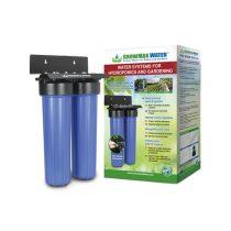 GrowMax Water PRO GROW csapra szerelhető víztisztító 2000L/h