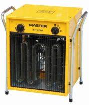 Master B15 elektromos hőlégfúvó 15KW