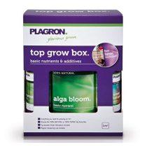 Plagron Top Grow Box Organic növénytáp szett