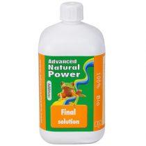 Natural Power Final Solution 250ml-től