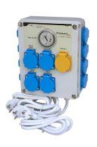 GSE Timer Box II 12X600W időzitő doboz+fűtés
