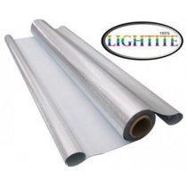 Silver Lightite Diamond fényvisszaverő fólia 125cm széles 1m hosszú
