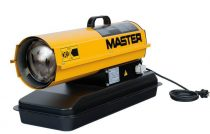 Master B70 gázolajos hőlégfúvó 20KW