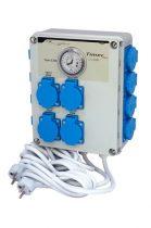 GSE Timer Box II 12X600W időzitő doboz