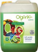 Organic green gold élő algás tápoldat 5L